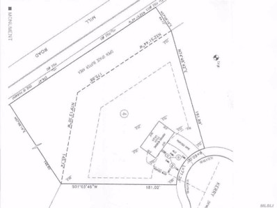 Lot 4 Kerry, Baiting Hollow, NY 11933 - MLS#: 3086454