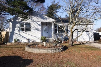 143 Sheffield Ave, W. Babylon, NY 11704 - MLS#: 3086854
