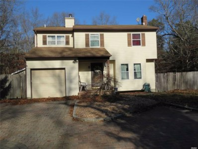 1 Clare Ct, Manorville, NY 11949 - MLS#: 3086900