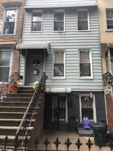 605 Van Buren St, Brooklyn, NY 11221 - MLS#: 3087954