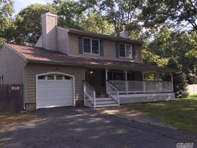 1 Flicker Dr, Middle Island, NY 11953 - MLS#: 3087985