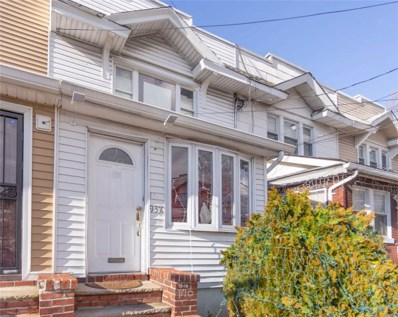 93-10 76th St, Woodhaven, NY 11421 - MLS#: 3087992