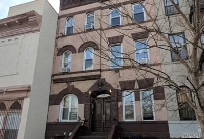 662 Halsey St, Brooklyn, NY 11233 - MLS#: 3088340