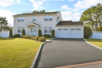 34 Frost Valley Dr, E. Patchogue, NY 11772 - MLS#: 3088729