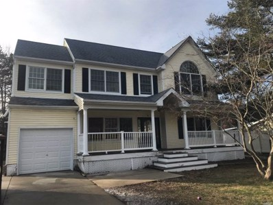 924 Amsterdam Ave, E. Patchogue, NY 11772 - MLS#: 3090778