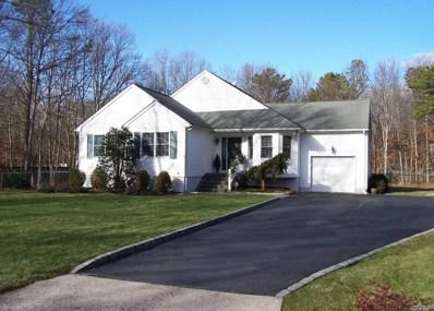 9 Sheila Ct, Manorville, NY 11949 - MLS#: 3090844