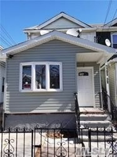 105-39 88th St, Ozone Park, NY 11417 - MLS#: 3091183