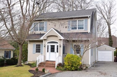 23 Grove St, Cold Spring Hrbr, NY 11724 - MLS#: 3091500