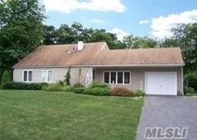 8 Redpine Ln, Medford, NY 11763 - MLS#: 3091528