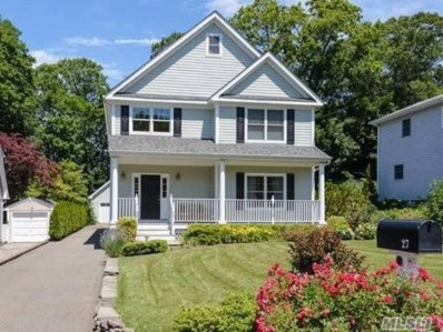 27 Grove St, Cold Spring Hrbr, NY 11724 - MLS#: 3091723