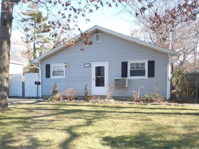 121A Pine Neck, E. Patchogue, NY 11772 - MLS#: 3091898