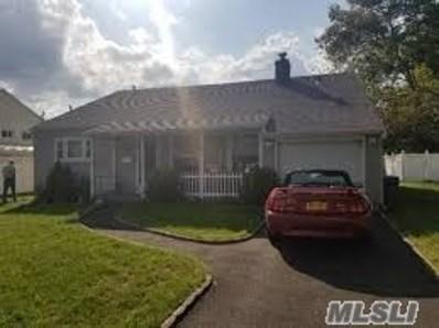 1102 Laux Pl, N. Bellmore, NY 11710 - MLS#: 3092504