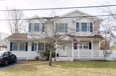 1014 Thompson Dr, Bay Shore, NY 11706 - MLS#: 3093067