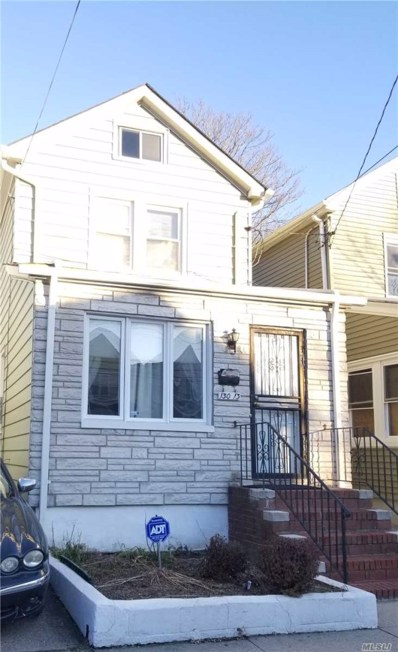 130-13 135th, S. Ozone Park, NY 11420 - MLS#: 3093149