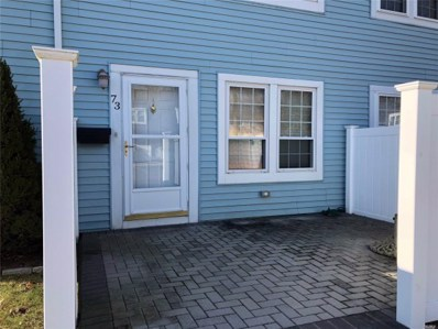 73 Whalers Cove Dr, Babylon, NY 11702 - MLS#: 3093431