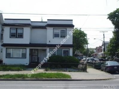 132-30&28 Crossbay Blvd, Ozone Park, NY 11417 - MLS#: 3094125