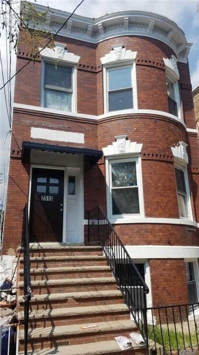2513 MacLay Avenue, Bronx, NY 10461 - MLS#: 3094299