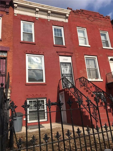 1043 Herkimer St, Brooklyn, NY 11233 - MLS#: 3095796