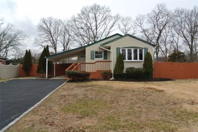 8 Chimney Ln, Bay Shore, NY 11706 - MLS#: 3096266
