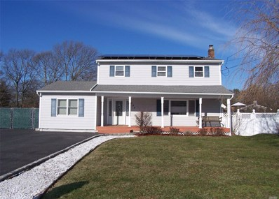 197 Moriches Middle Rd, Shirley, NY 11967 - MLS#: 3096288