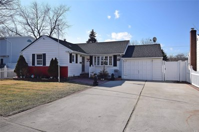 48 E End Ave, Hicksville, NY 11801 - MLS#: 3096305
