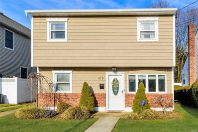 419 Gates Ave, East Meadow, NY 11554 - MLS#: 3096367