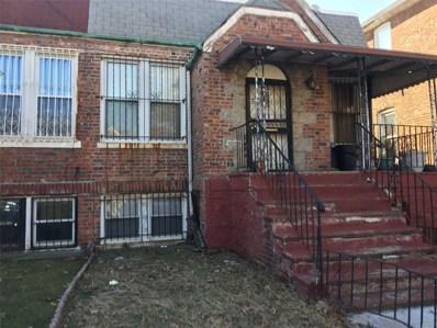 606 E 91st St, Brooklyn, NY 11236 - MLS#: 3096600