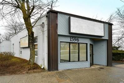 1596 New York Ave, Huntington Sta, NY 11746 - MLS#: 3096658
