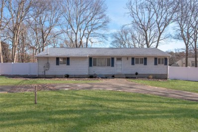 207 Holland Ave, Medford, NY 11763 - MLS#: 3096718