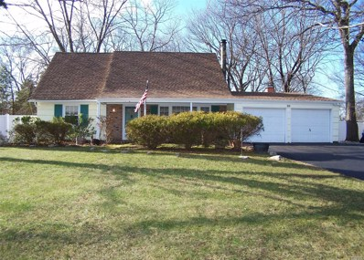 20 Wintergreen Dr, Coram, NY 11727 - MLS#: 3096837