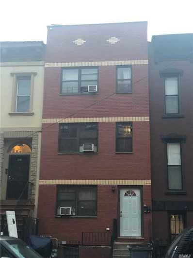 457 Pulaski St, Brooklyn, NY 11221 - MLS#: 3097372