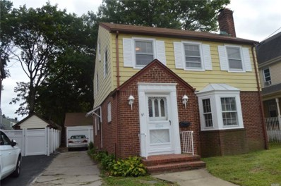 91 William St, Hempstead, NY 11550 - MLS#: 3097656