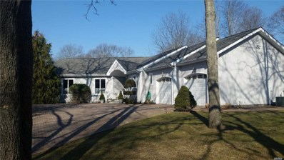 1 Mill Race, Hampton Bays, NY 11946 - MLS#: 3098186