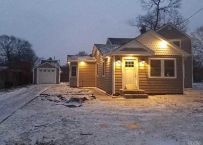 275 Iroquois St, Ronkonkoma, NY 11779 - MLS#: 3098360