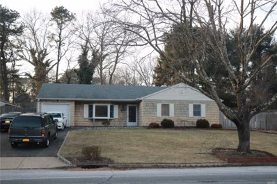 162 Wading River Hol Rd, Middle Island, NY 11953 - MLS#: 3098372