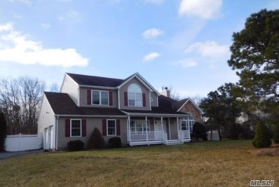 10 Bittersweet Ln, Center Moriches, NY 11934 - MLS#: 3098639