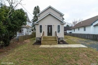 59 Oak St, Amityville, NY 11701 - MLS#: 3098806