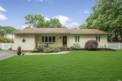 394 N Bicycle Path, Pt.Jefferson Sta, NY 11776 - MLS#: 3099101