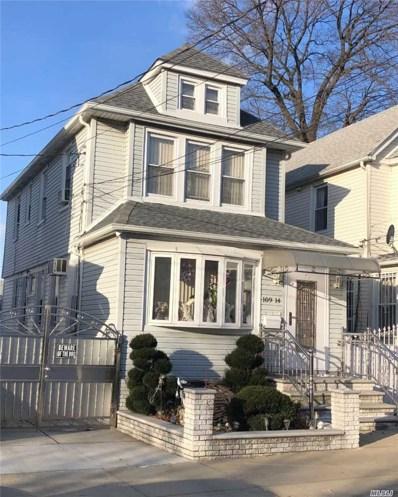 109-14 113 Street, S. Ozone Park, NY 11420 - MLS#: 3099258