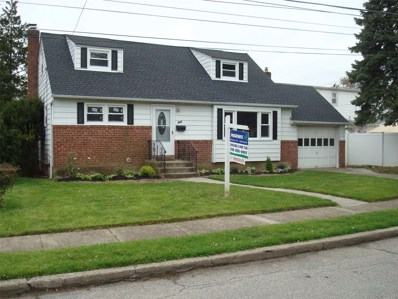 604 Irving Pl, East Meadow, NY 11554 - MLS#: 3099496