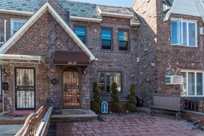 64-24 83rd, Middle Village, NY 11379 - MLS#: 3099631