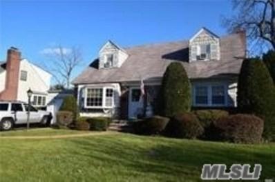 1795 Merikoke Ave, Wantagh, NY 11793 - MLS#: 3100970