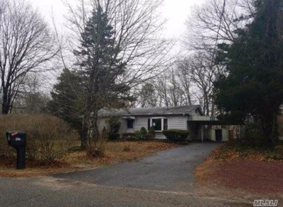 37 Woodville Rd, Middle Island, NY 11953 - MLS#: 3101106