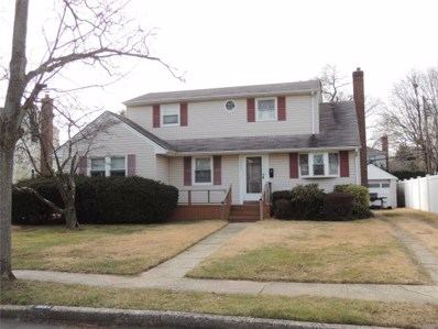 1554 Lakeside Dr, Wantagh, NY 11793 - MLS#: 3101109