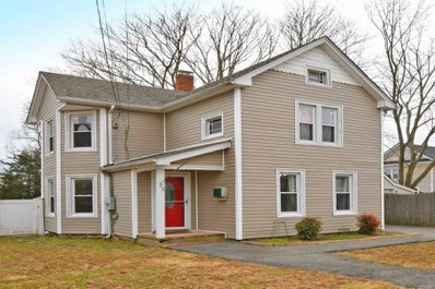 22 Mulford St, Patchogue, NY 11772 - MLS#: 3101123