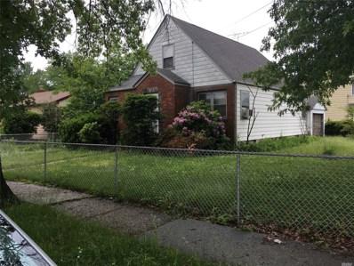 187 Crest Ave, Elmont, NY 11003 - MLS#: 3101330
