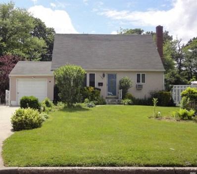 1544 Potter Blvd, Bay Shore, NY 11706 - MLS#: 3101563