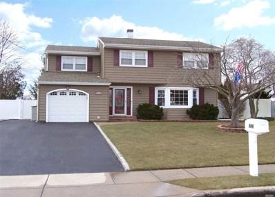 546 Coates Ave, Holbrook, NY 11741 - MLS#: 3101654
