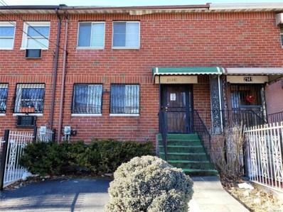 2139 Clinton Ave, Bronx, NY 10457 - MLS#: 3101661