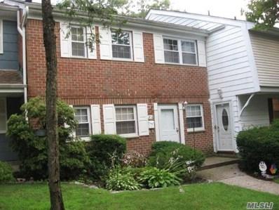 211 Towne House Vlg, Hauppauge, NY 11749 - MLS#: 3102455